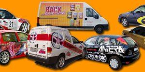 Autódekorációkat készítünk fantasztikus áron.