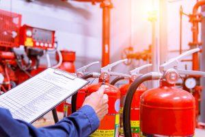 tűzjelző karbantartás