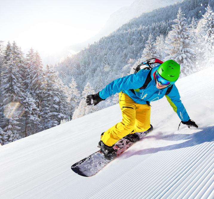 snowboard élezés
