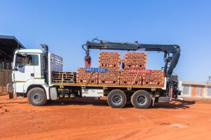 építőanyagok szállítása Keszthelyen
