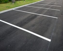 parkolók építés