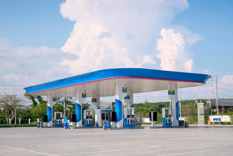 benzinkút karbantartás