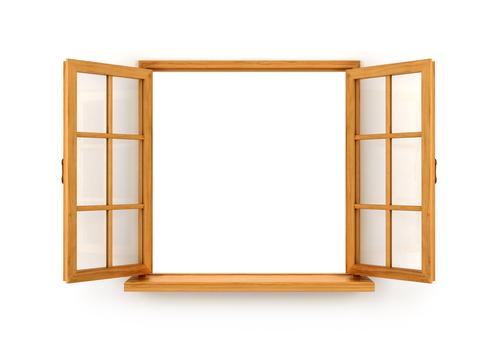 fa ablakok